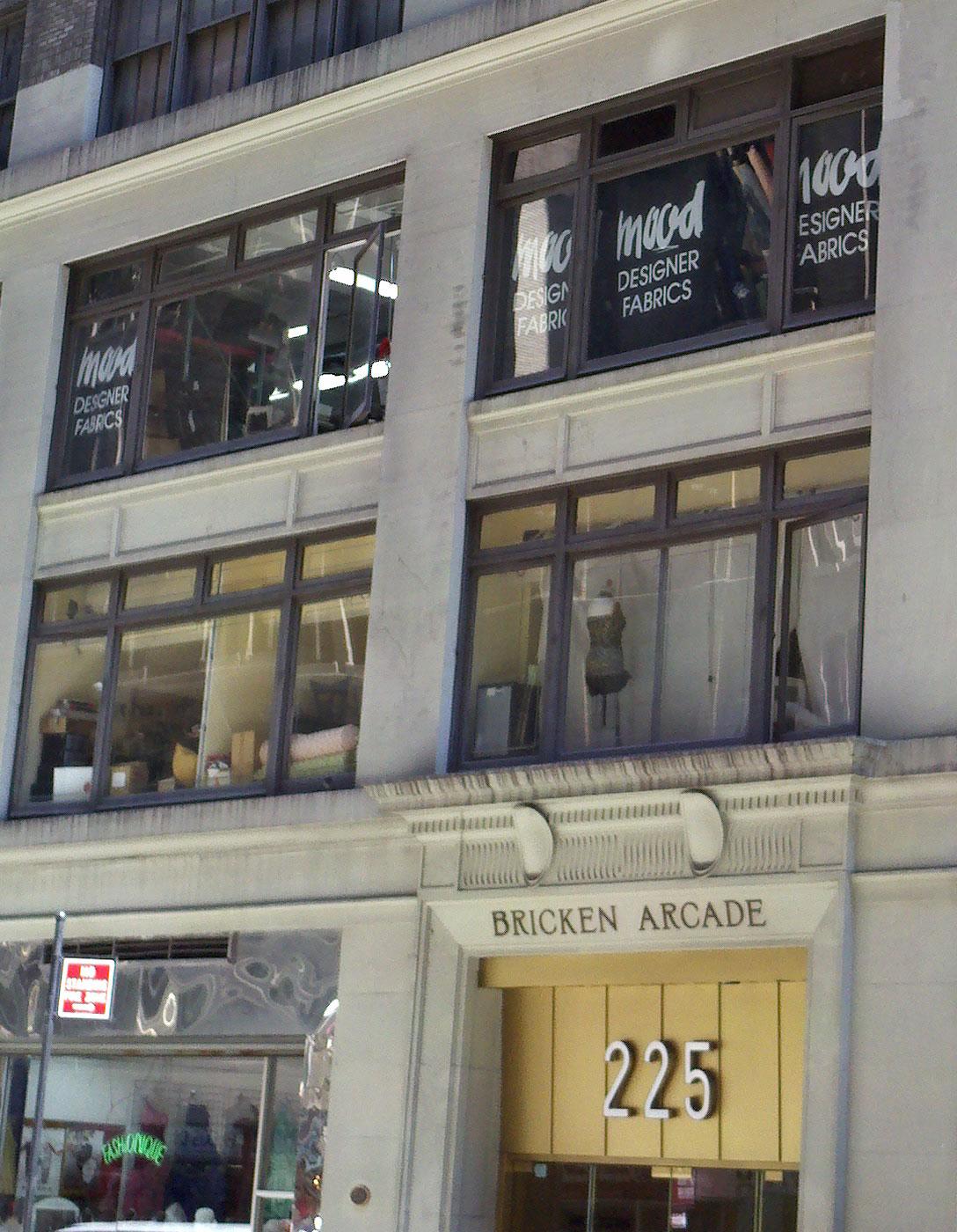 New York City Weekend – Fabric Fun Part 1 | dashingmarmot
