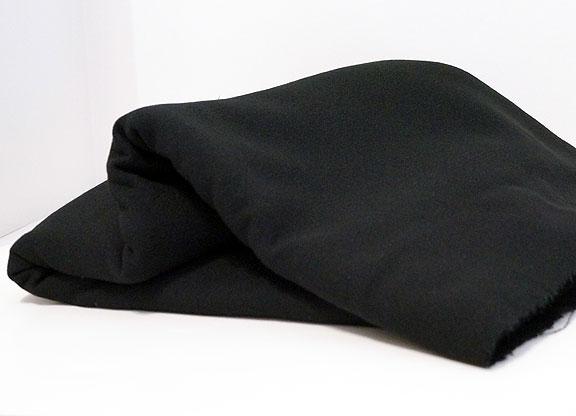 Black-Wool-Crepe